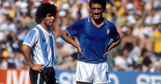 Formazioni Italia-Argentina 1982: il primo successo a Spagna 82