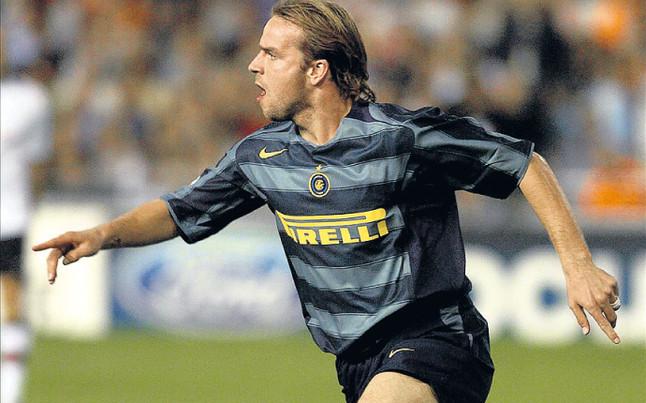 In maglia Inter