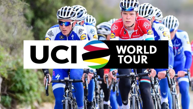 Ciclismo: calendario World Tour 2018