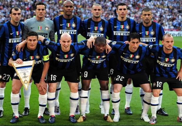 Formazione Inter Triplete 2010