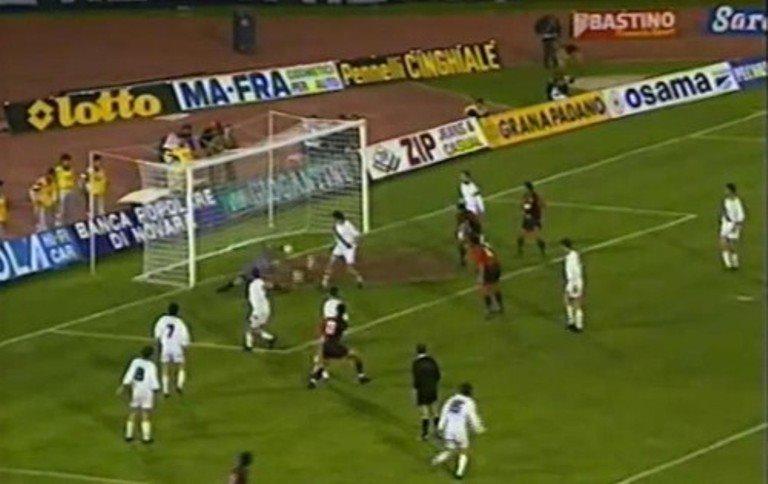 Cagliari-Inter 3-2 Coppa Uefa 1993-94