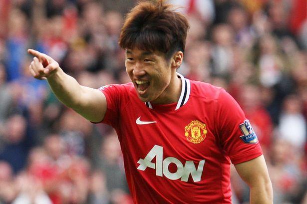 Ji-Sung Park-Manchester United