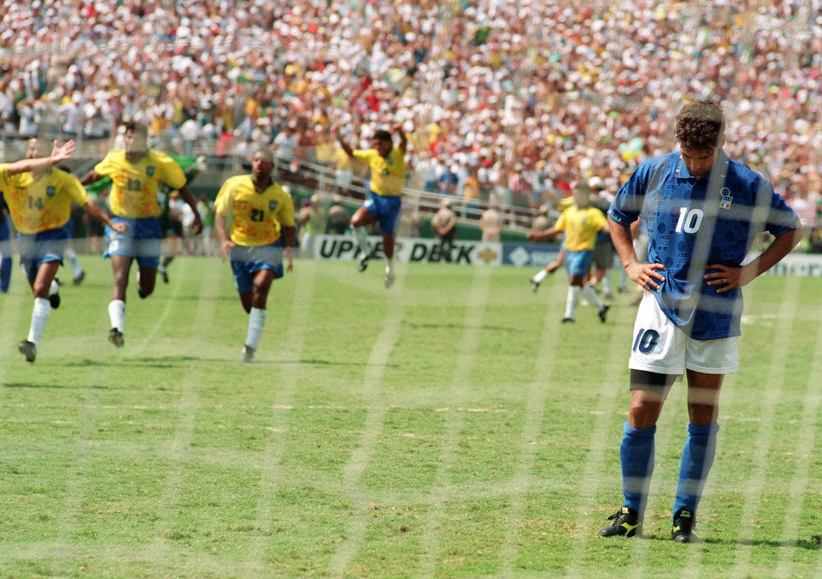 Italia – Brasile 1994 : formazioni, tabellino, video della finale di USA 94