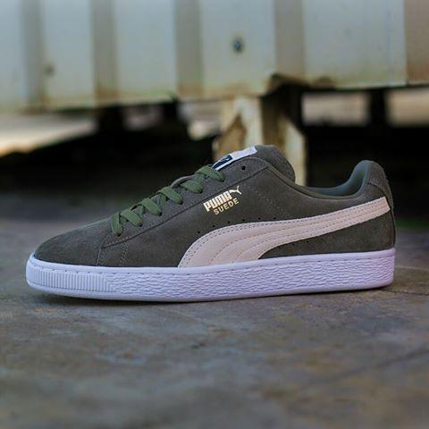 Puma Suede: le scarpe mitiche di Mexico 68