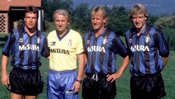 Calciatori tedeschi dell'Inter