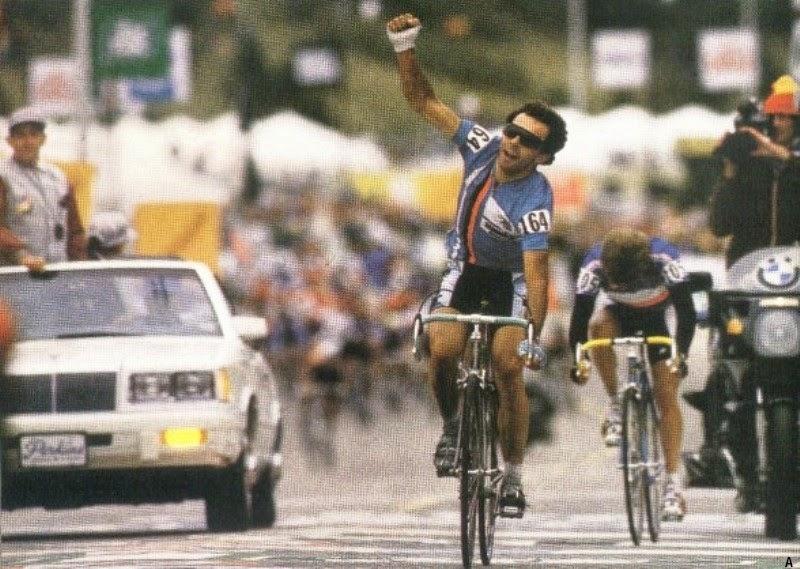 Moreno Argentin Mondiale 1986 Colorado Springs