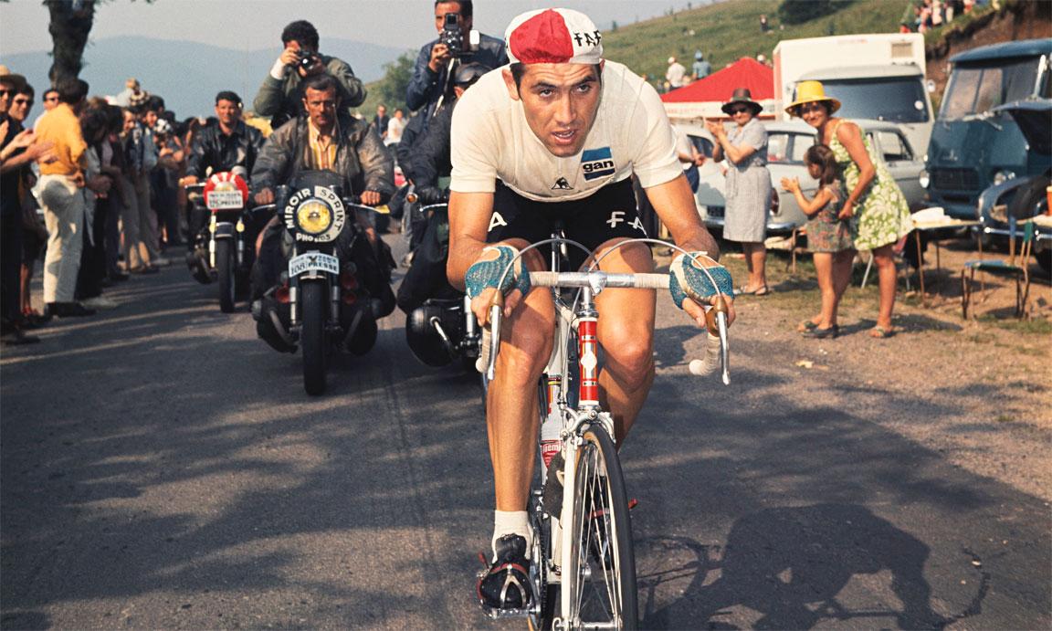 Ciclista con più vittorie al Tour de France