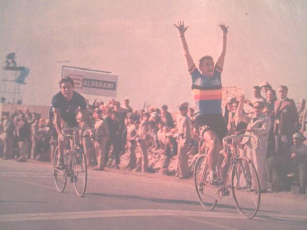 Mondiale Ostuni 1976: Moser battuto per un soffio da Maertens