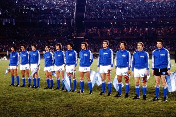 Italia-Argentina-formazione-1978