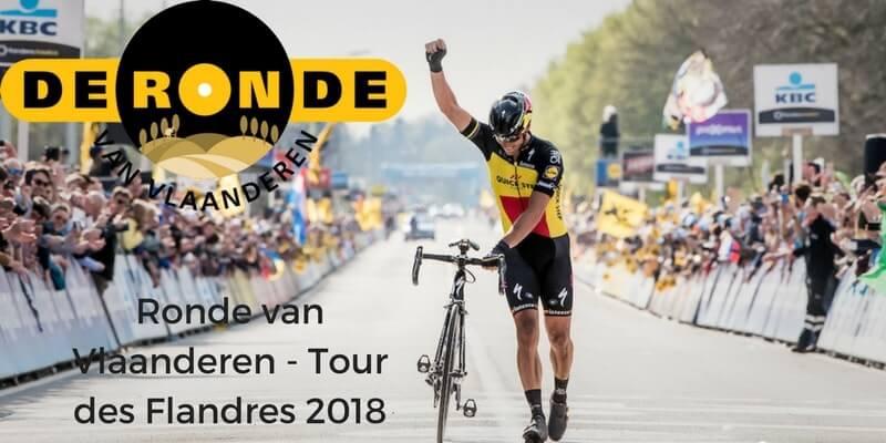 Giro delle Fiandre 2018: percorso, altimetria, lista partenti
