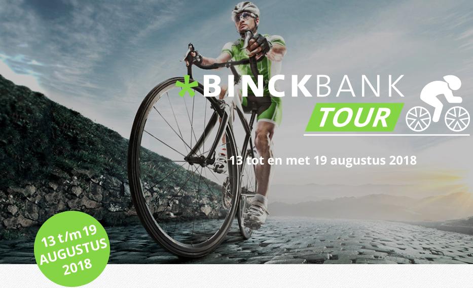 Binck Bank Tour 2018: percorso, altimetria, tappe, lista partenti, albo d'oro