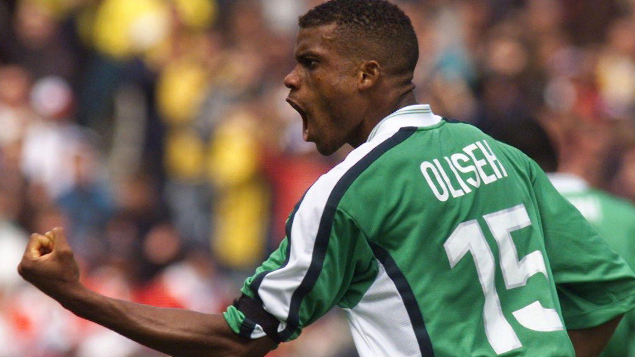 Che fine ha fatto Sunday Oliseh, capitano della Nigeria