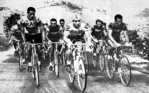 La prima vittoria di Eddy Merckx al Giro d'Italia