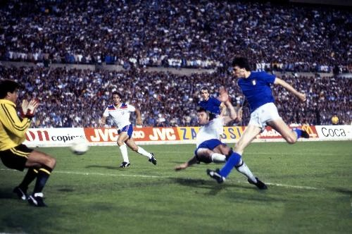 Italia Inghilterra 1980: tabellino, video del match