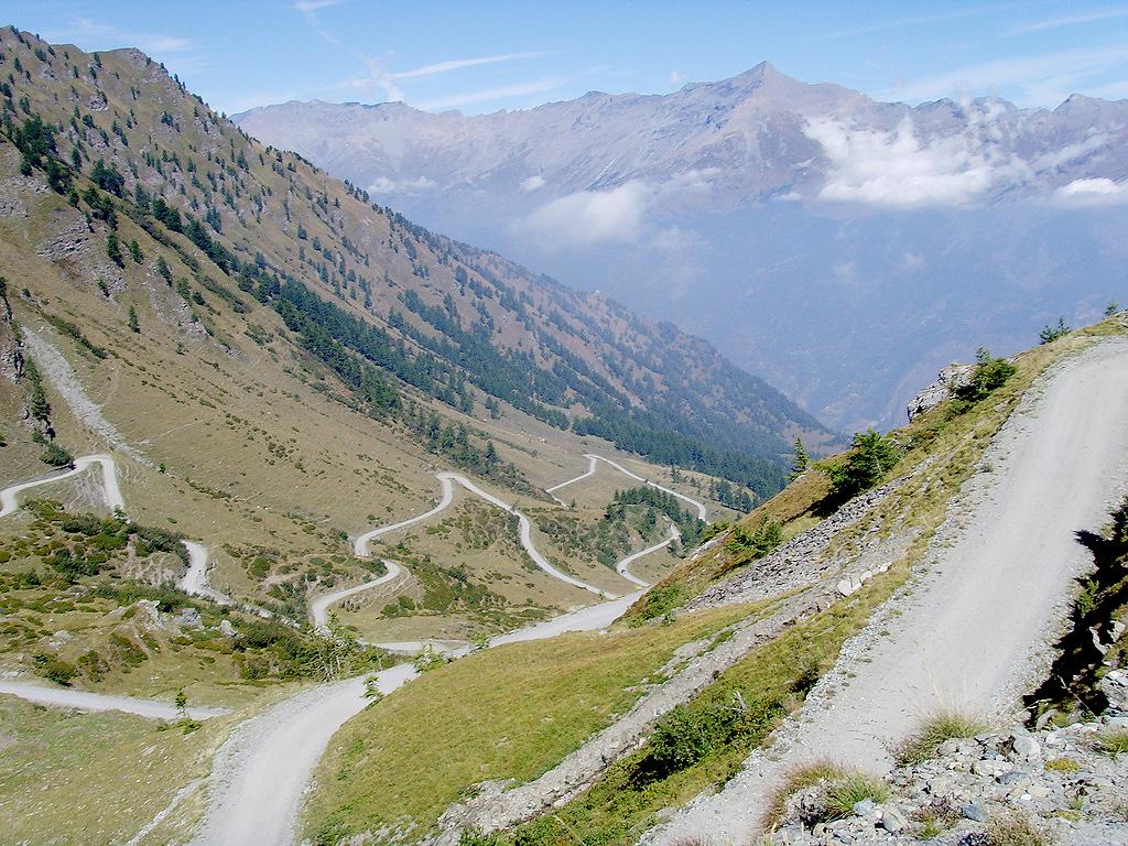 Grandi salite del ciclismo: Colle delle Finestre