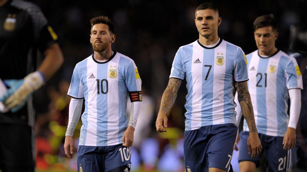 Convocazioni Argentina Mondiali 2018