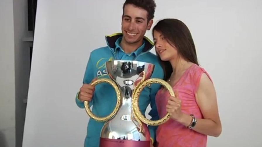 Chi è la fidanzata di Fabio Aru? Valentina Bugnone