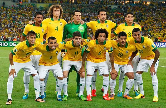 Brasile convocazioni Russia 2018