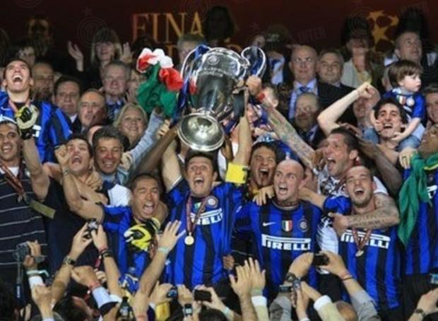 Triplete Inter 2010: il cammino in Champions League