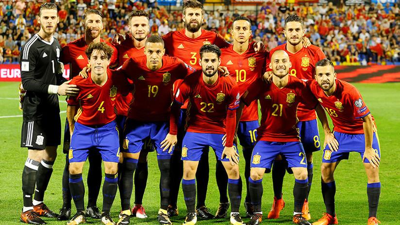 Convocazioni Spagna Mondiali 2018