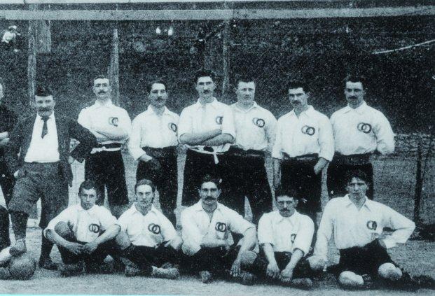 Primo maggio 1904: prima partita della Francia