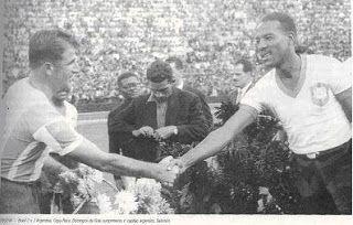 Brasile-Argentina 1939: la Coppa è Nostra!