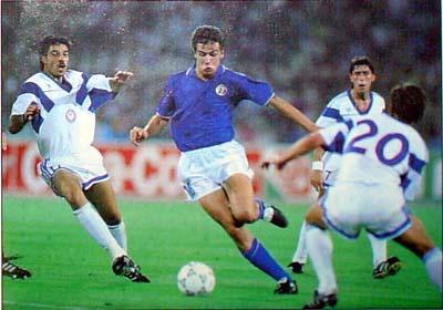 Mondiali 90: Italia USA 1-0 racconto formazioni video