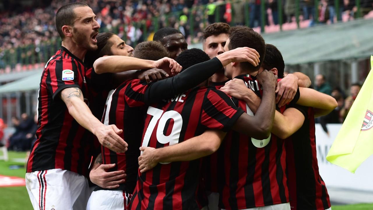 Calendario Milan Serie A 2018 19