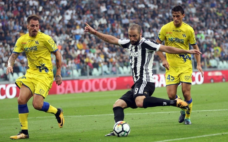 Chievo Juventus precedenti
