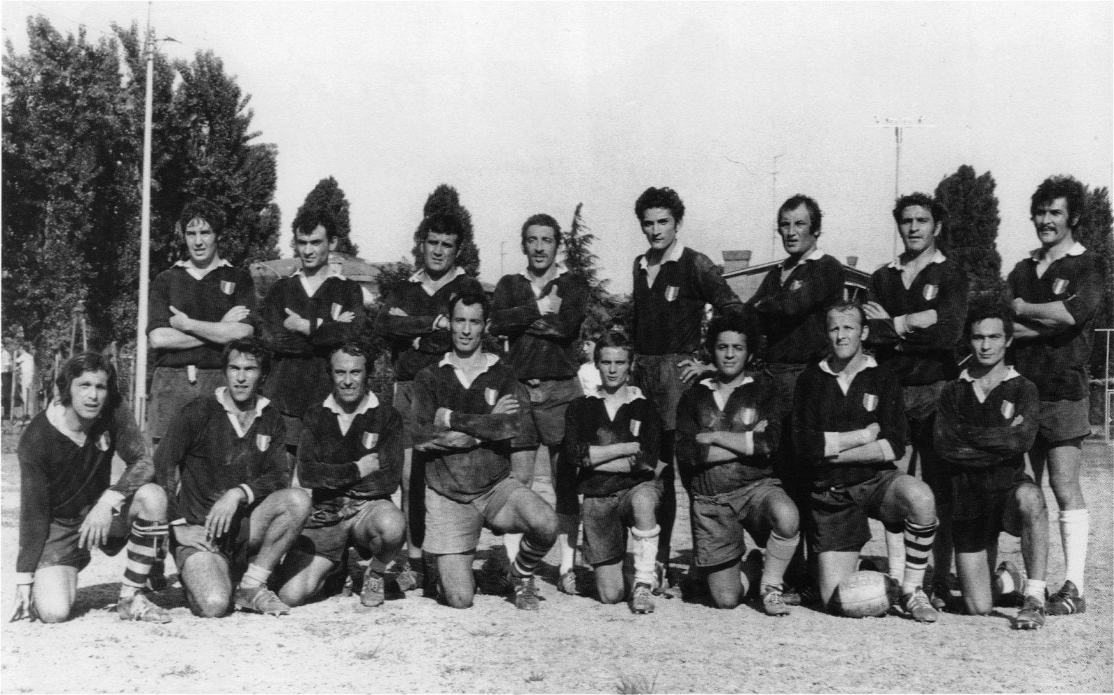 Albo d'oro campionato italiano rugby