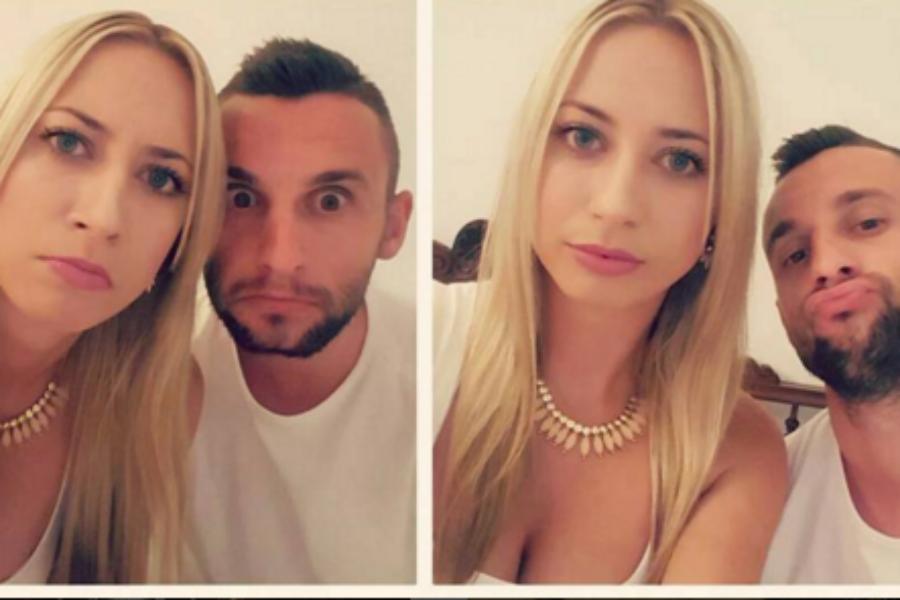 Chi è la moglie di Brozovic: Silvija Lihtar