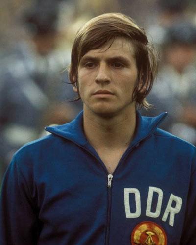 Martin Hoffman, il bomber più giovane della Germania Est