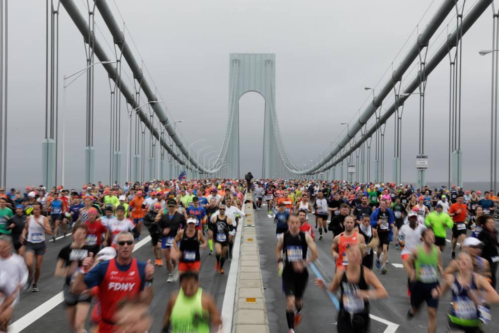 Albo d'oro Maratona di New York