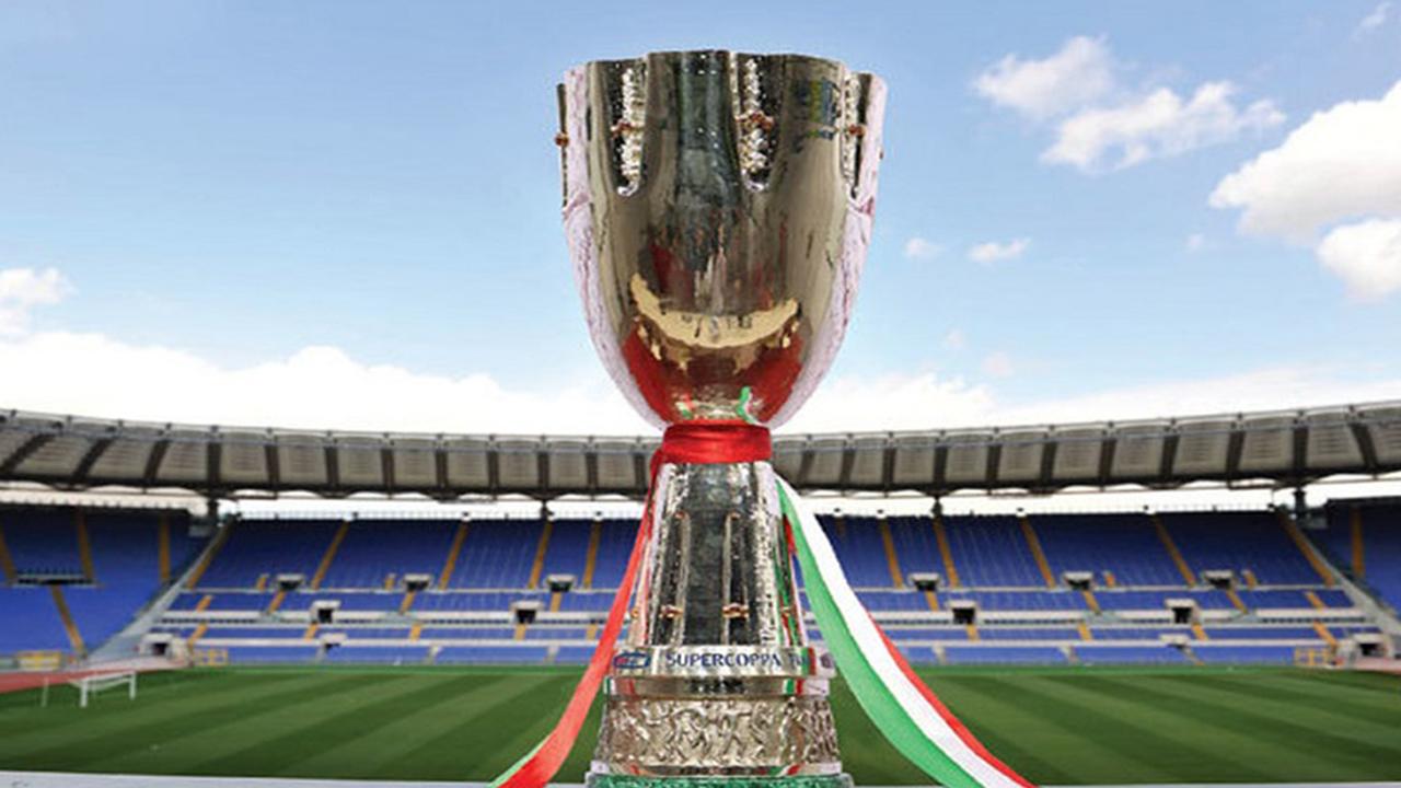 Albo d'Oro Supercoppa Italiana